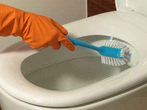 Toilet Bersih Penyakit Jauh